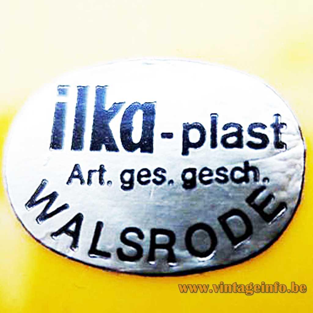 Ilka Plast label