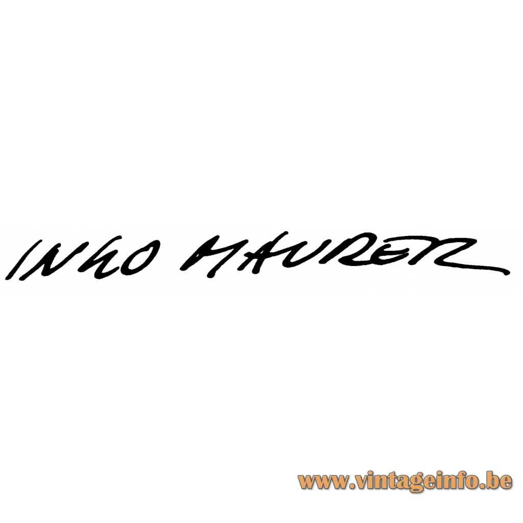 Ingo Maurer logo