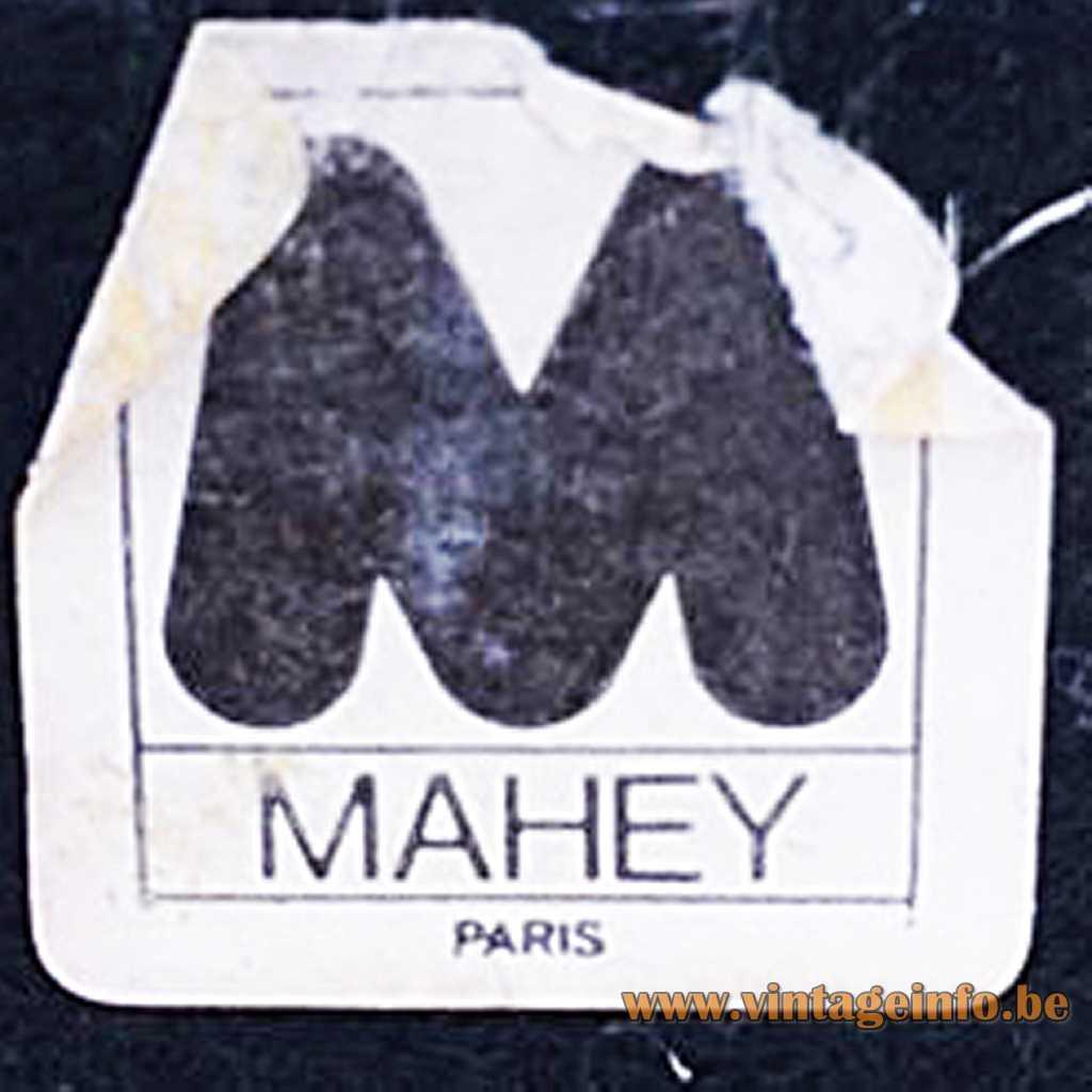 Jean-Claude Mahey label