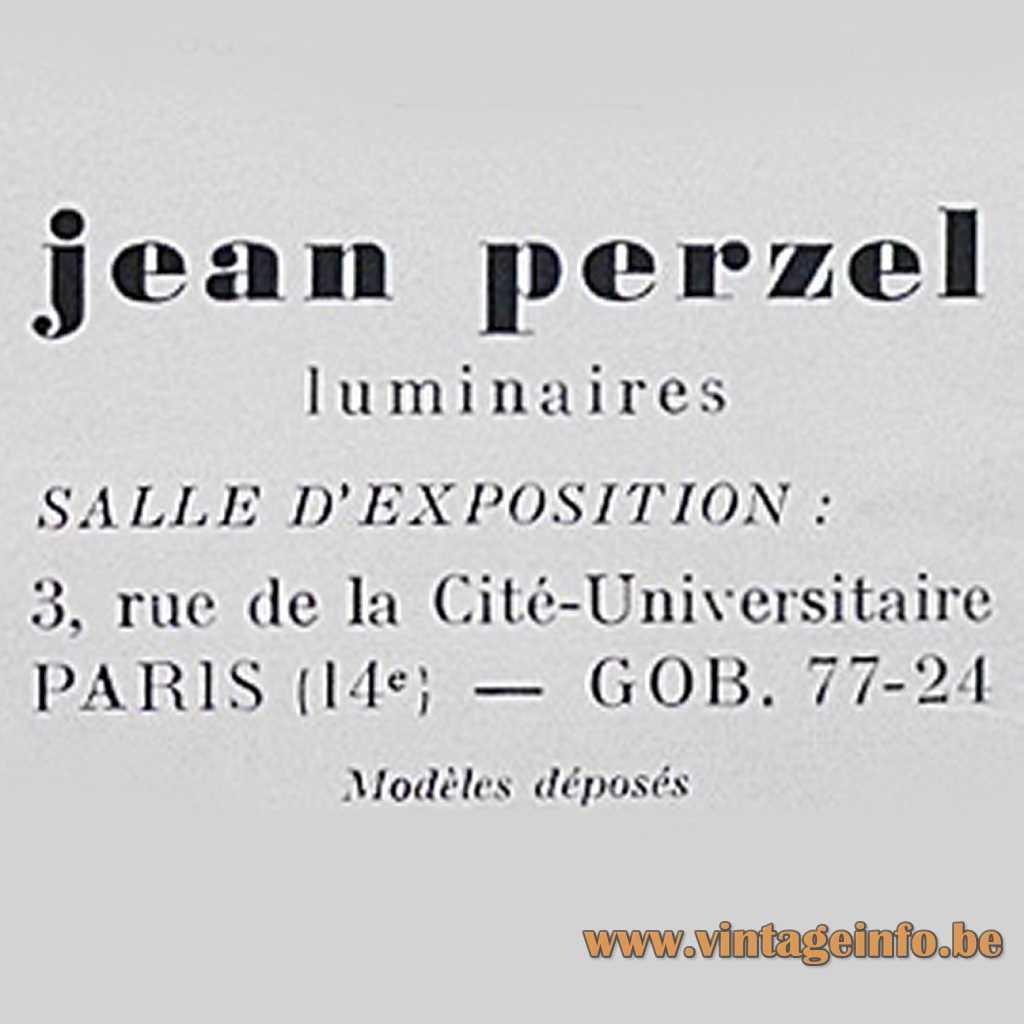 Jean Perzel logo