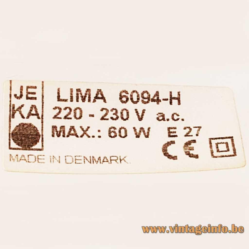 JEKA label