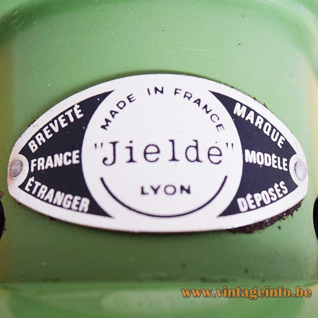 Jielde label