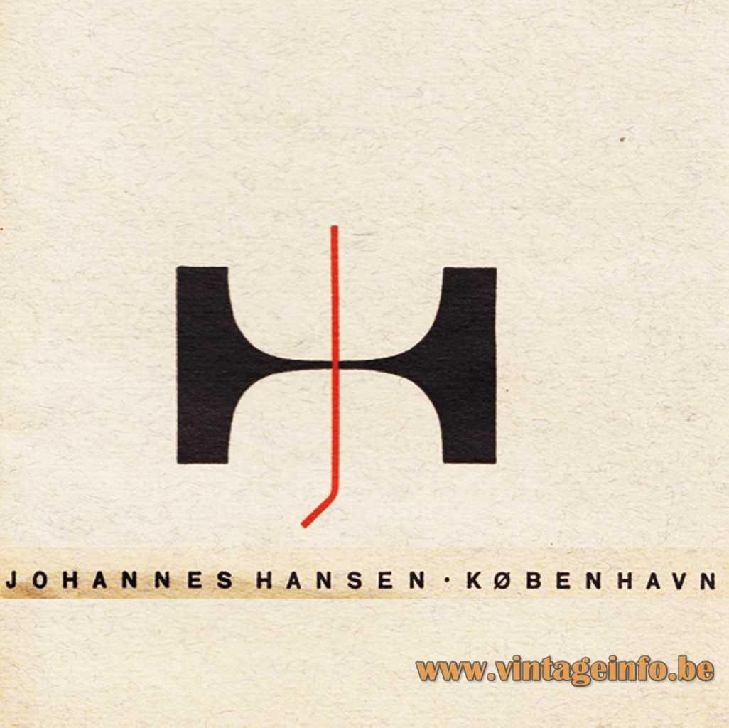 Johannes Hansen - Hans Wegner Denmark logo