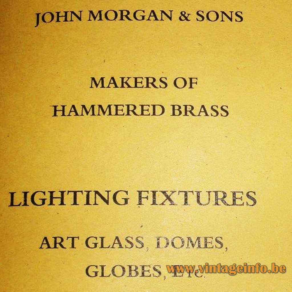 John Morgan & Sons logo