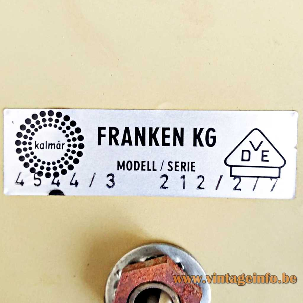 Kalmar Franken label