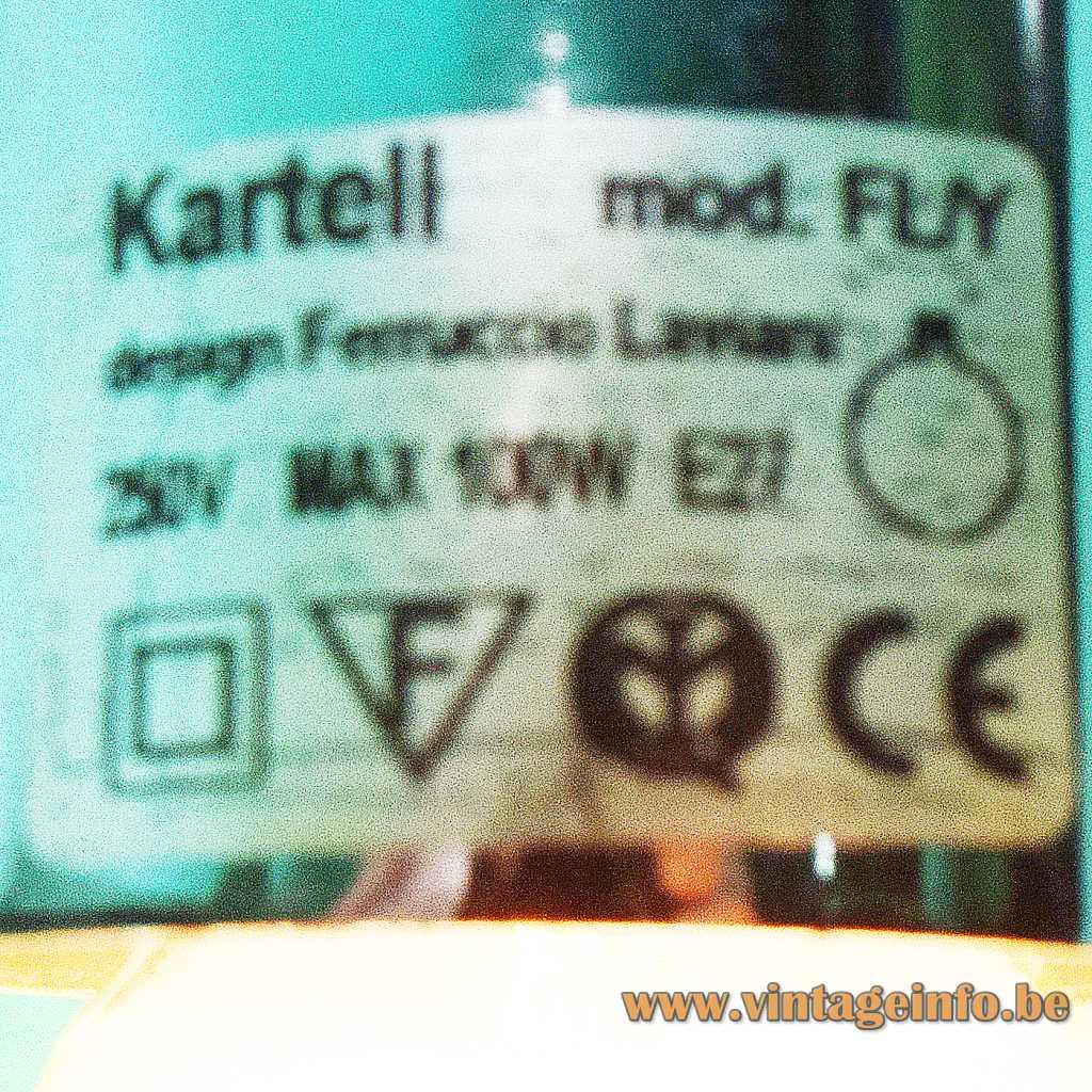 Kartell label