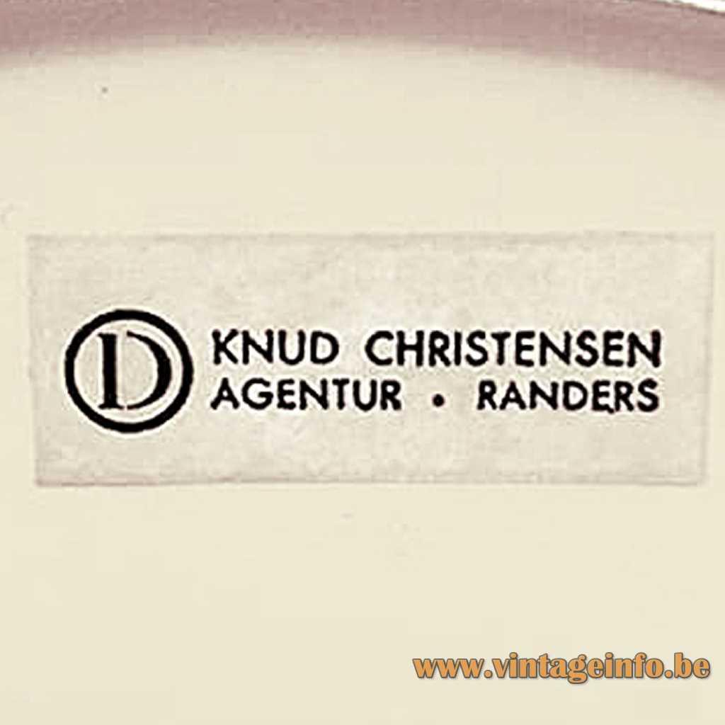Knud Christensen label