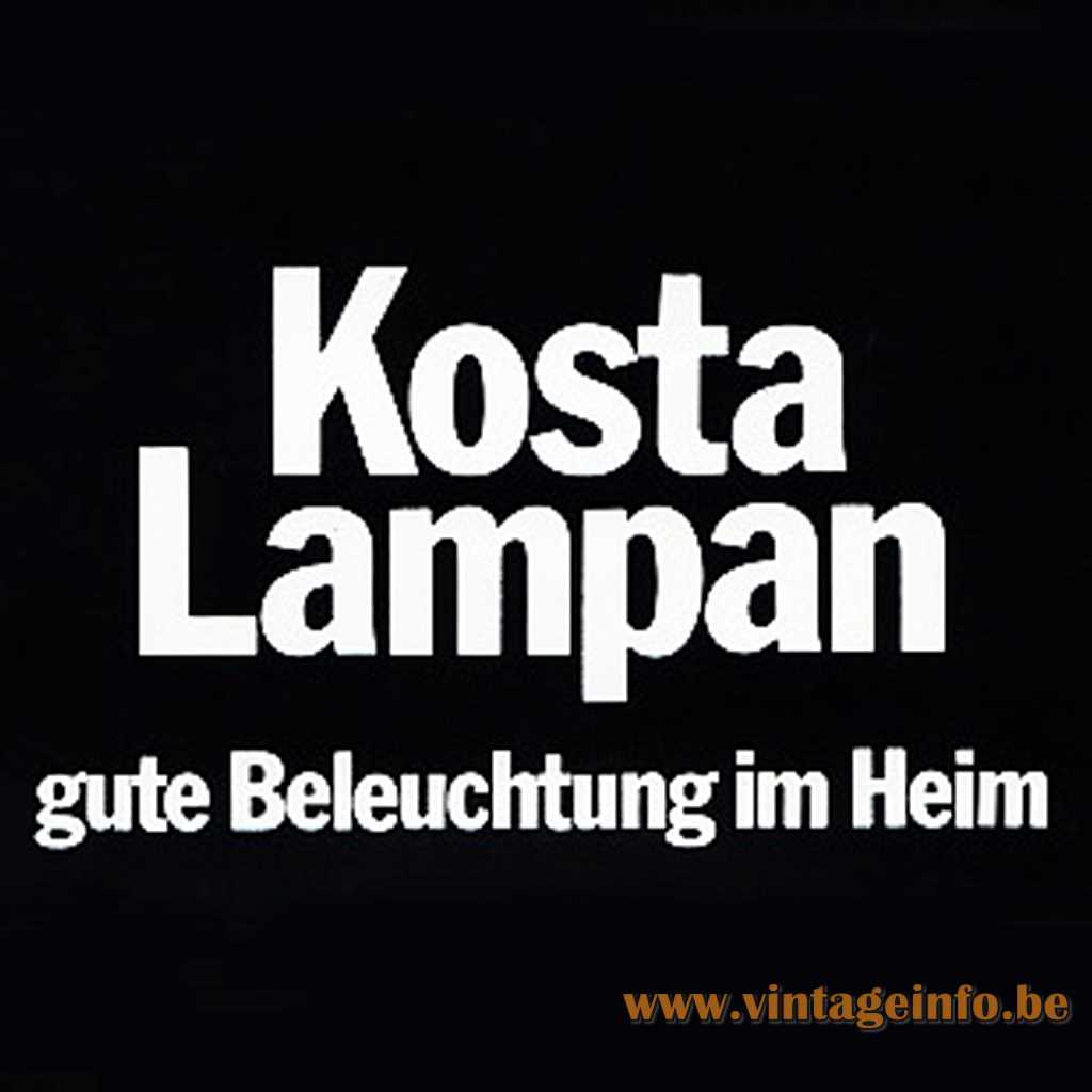 Kosta Lampan logo