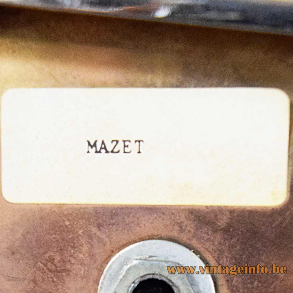 Le Dauphin Mazet label