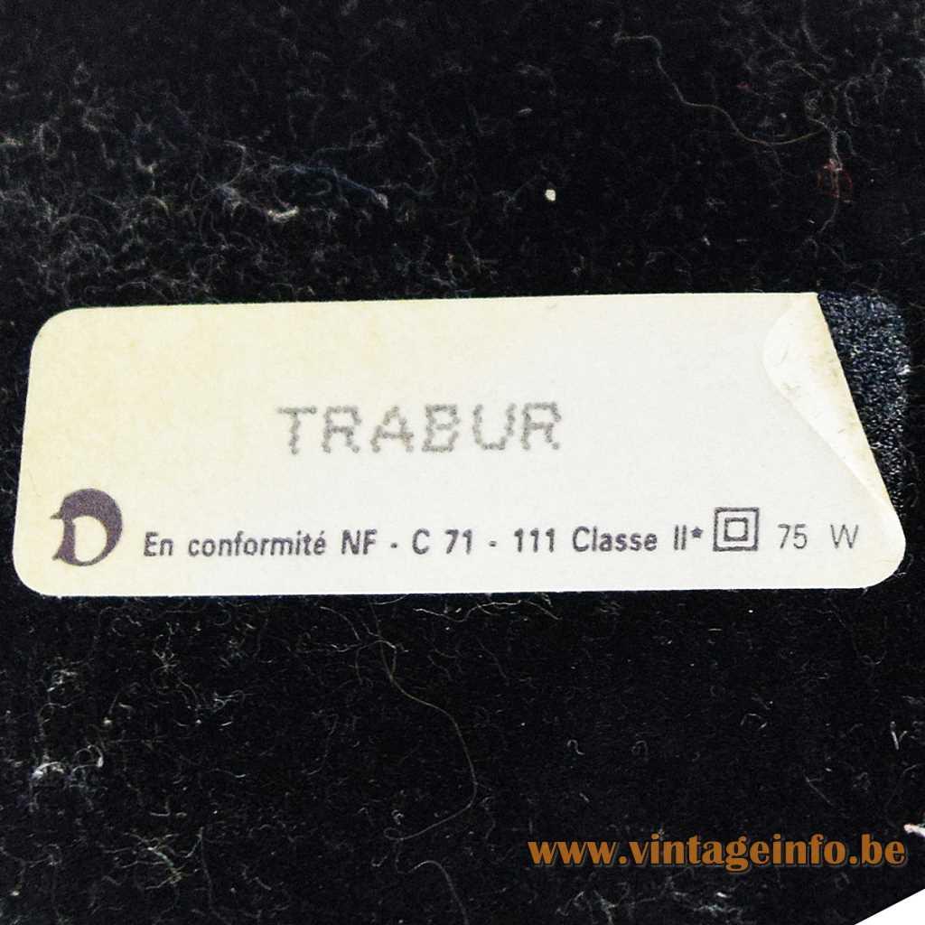 Le Dauphin Trabur label