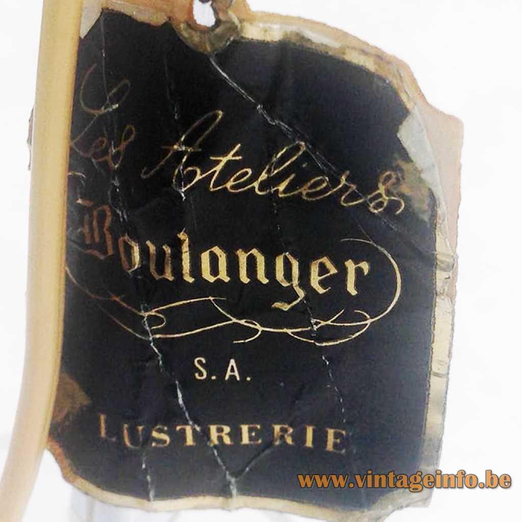 Les Ateliers Boulanger label
