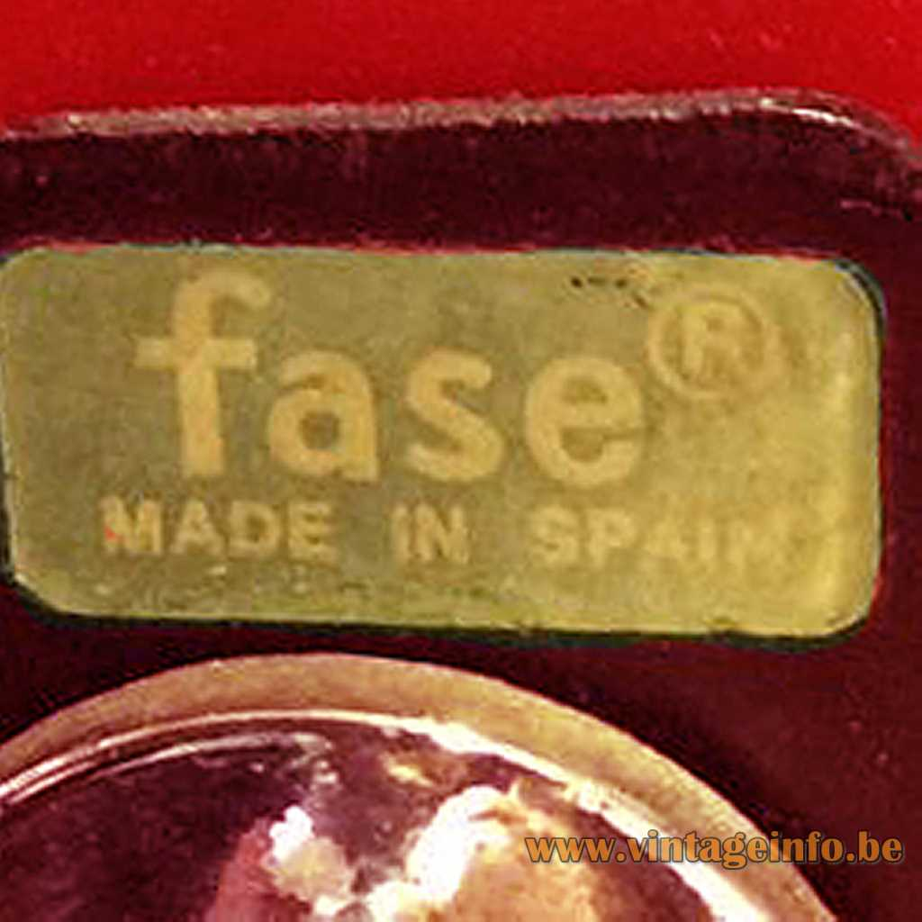 Fase Madrid, Spain label
