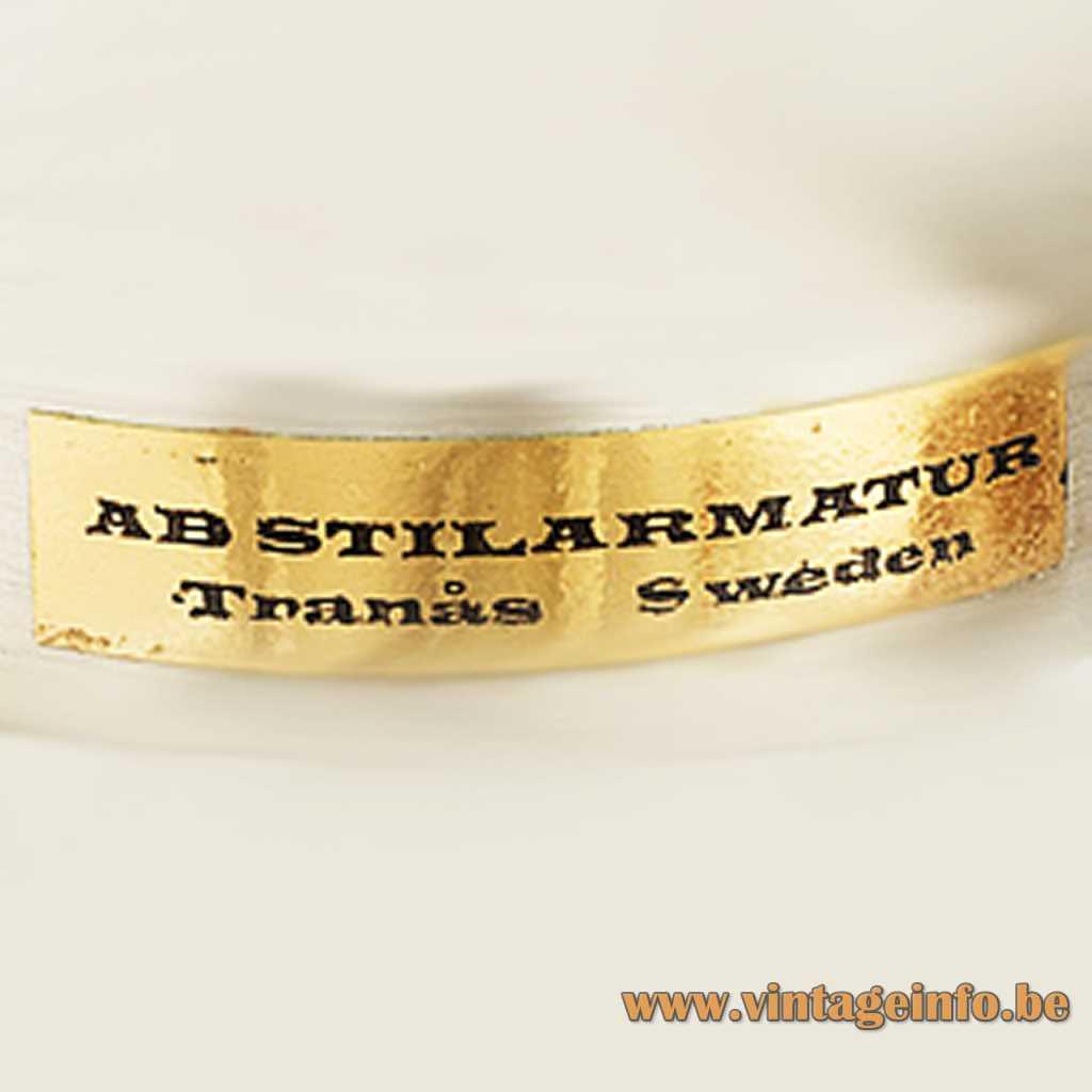 AB Stilarmatur Tranås label