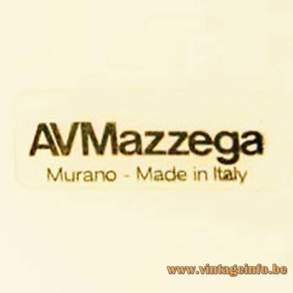 AV Mazzega label