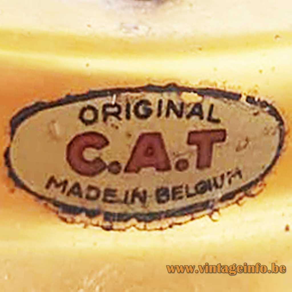 C.A.T. Belgium label