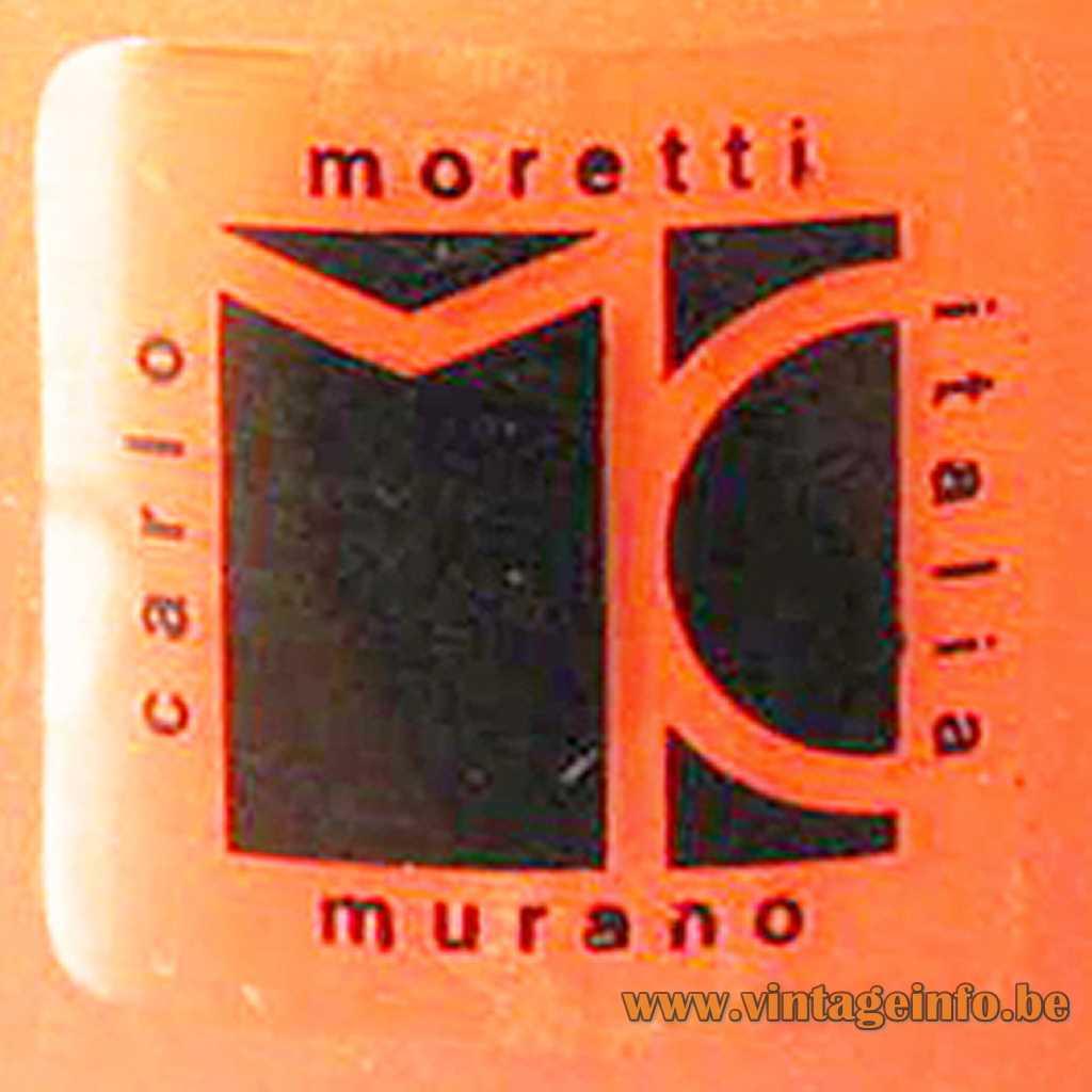 Carlo Moretti label