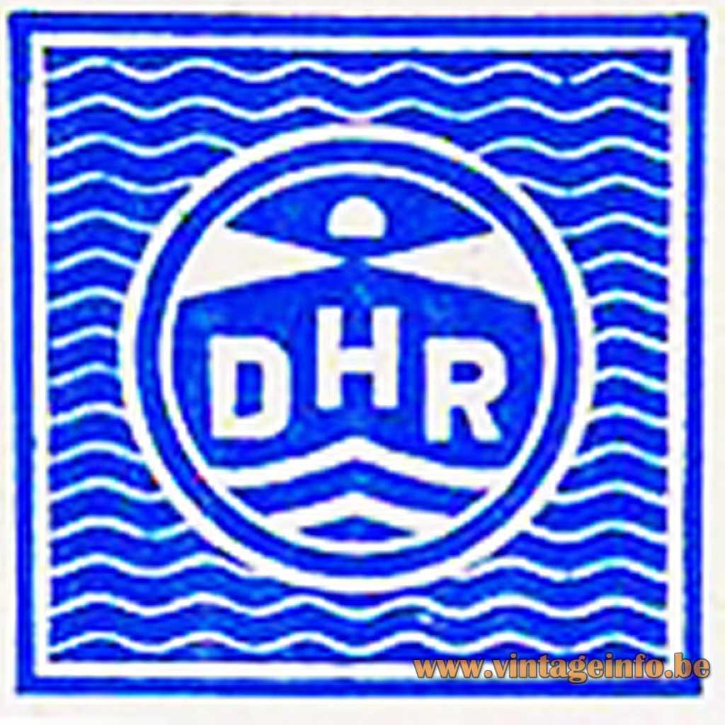 DHR logo De Haan Rotterdam -D.H.R.