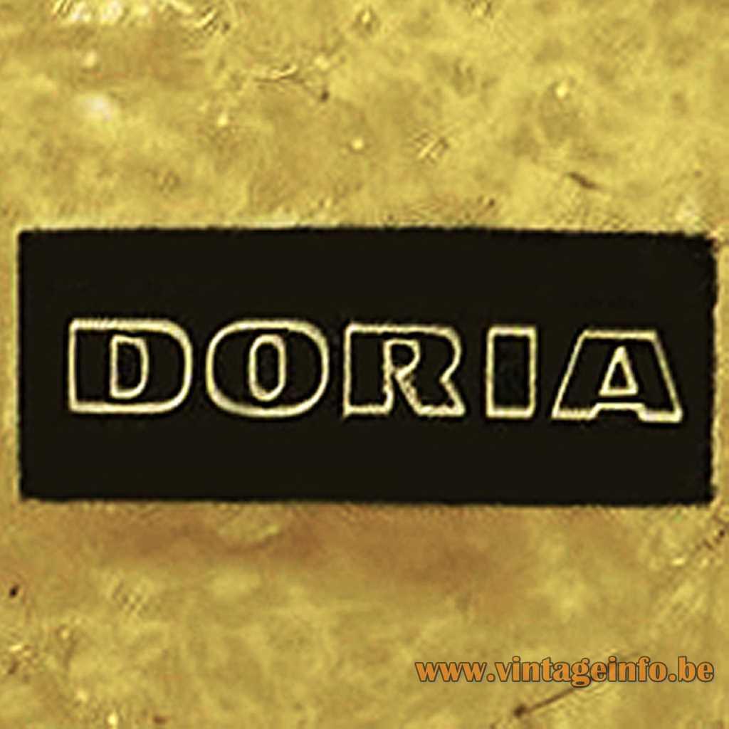 DORIA label