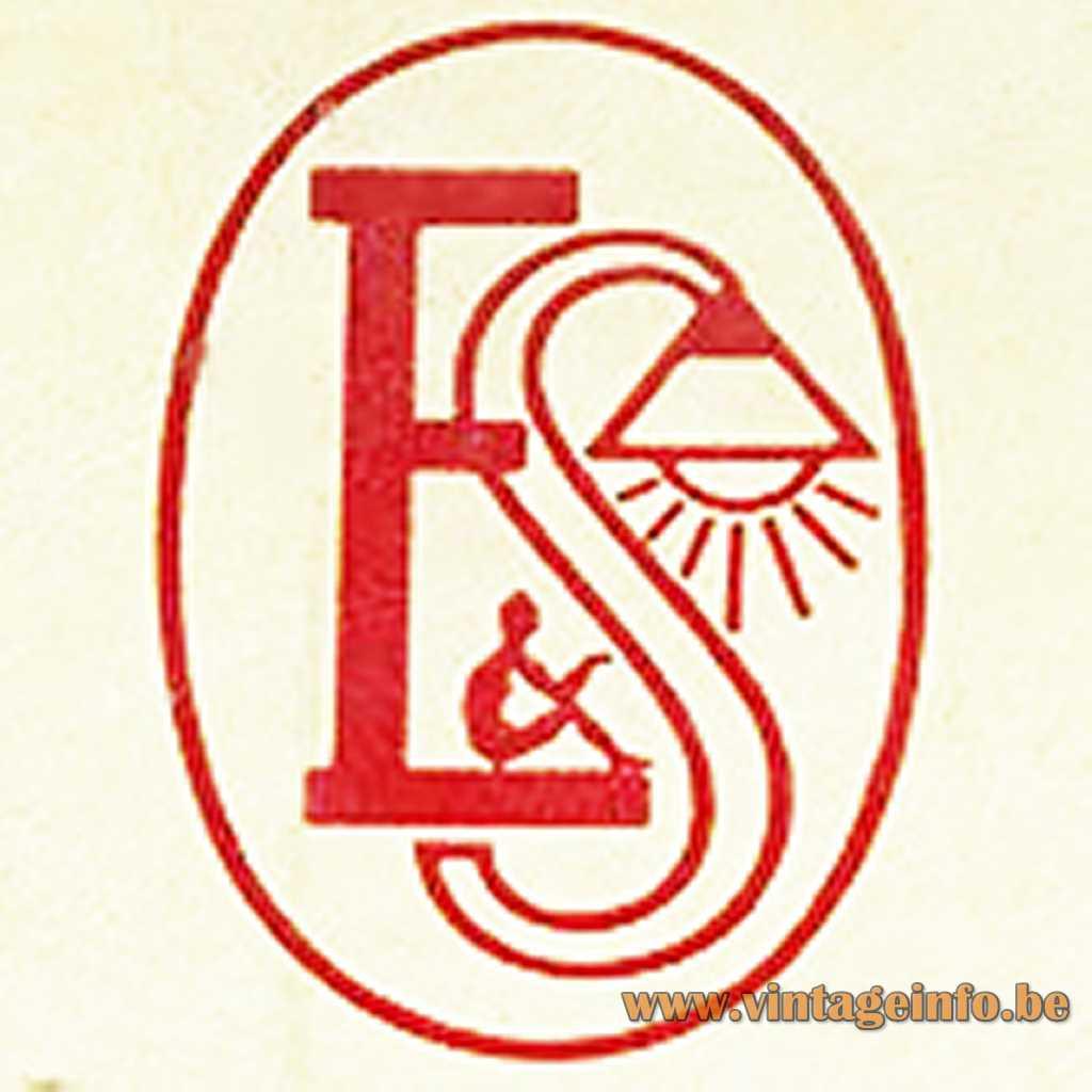 ES - Emmrich & Schöning 1930s logo