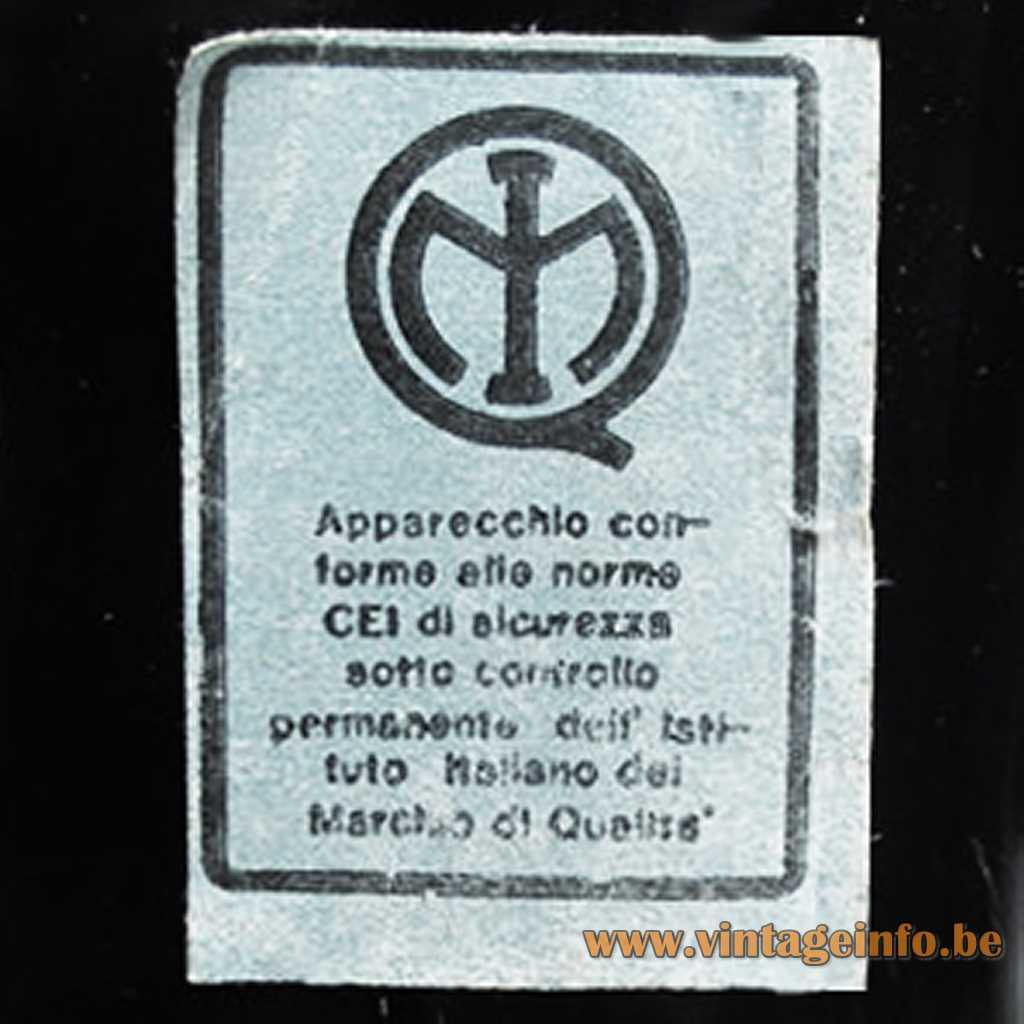 Emmedi label