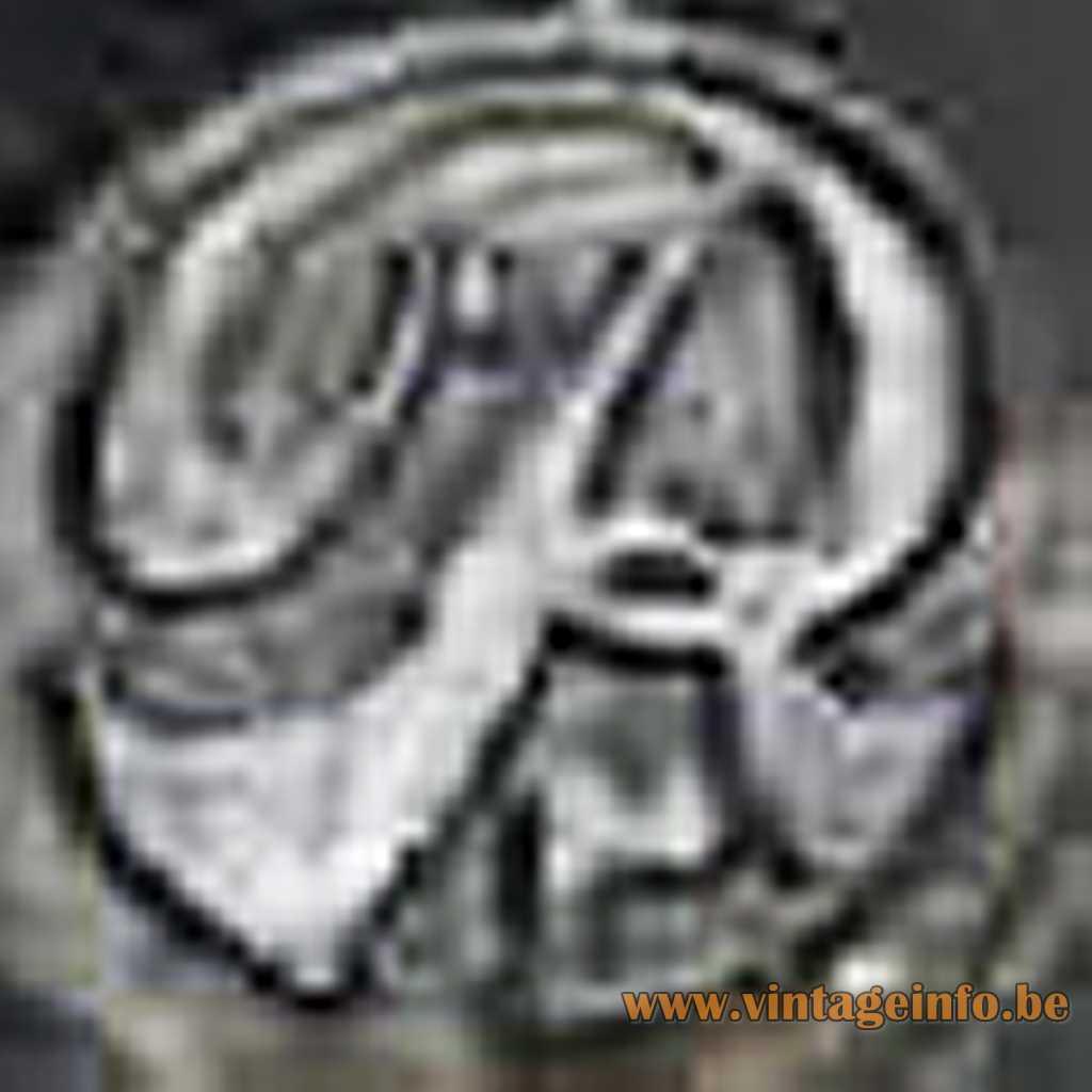 Ernst Rademacher pressed logo