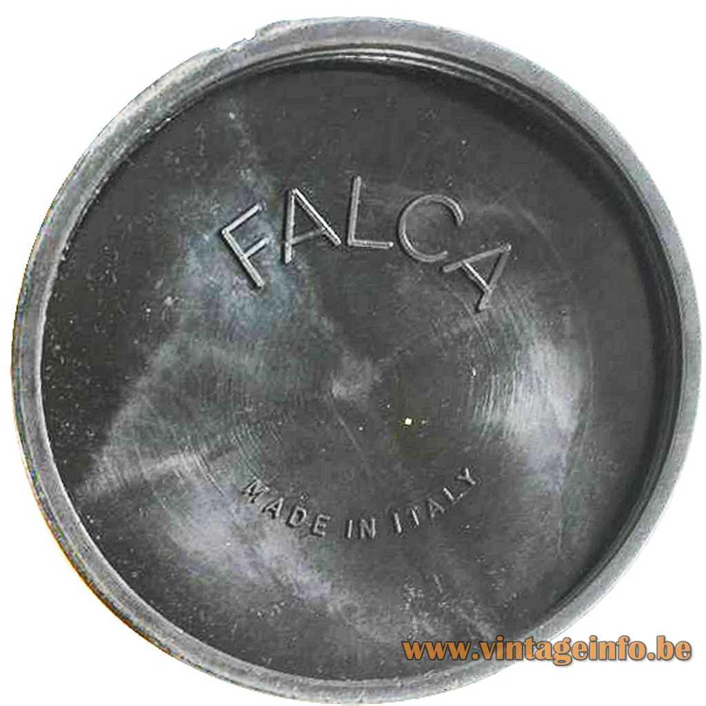 FALCA Italy pressed logo