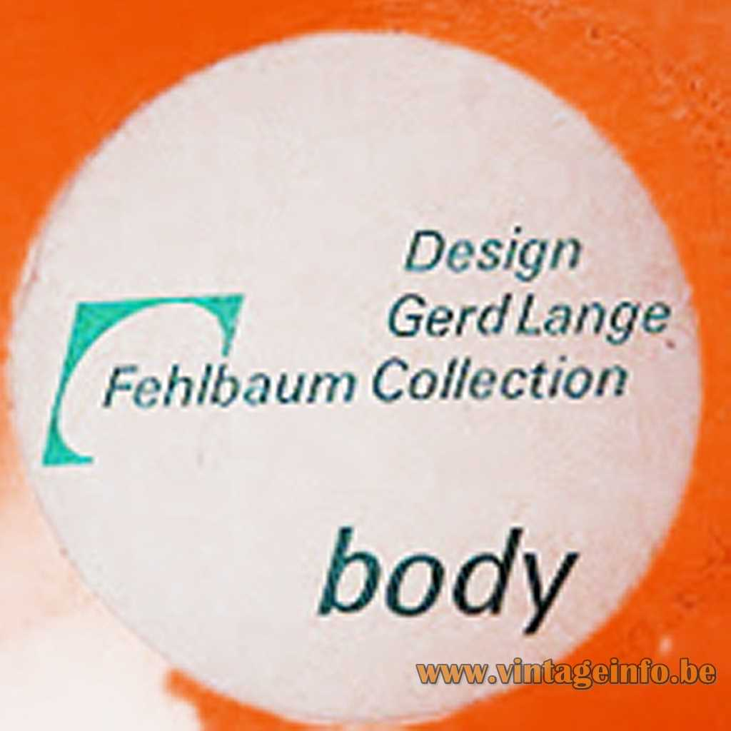 Fehlbaum label