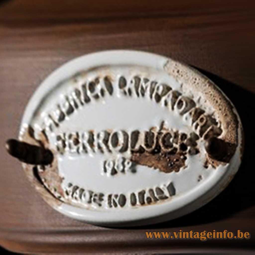 Ferroluce label