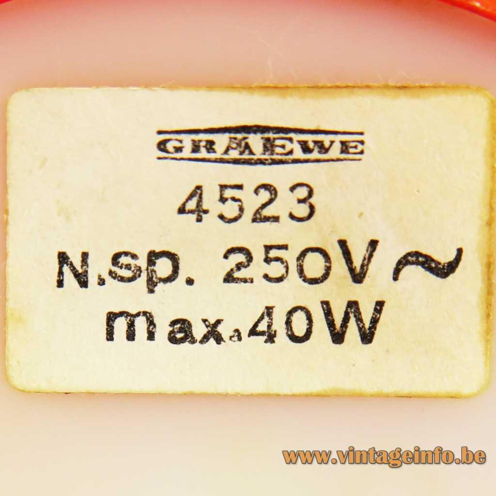 Graewe label