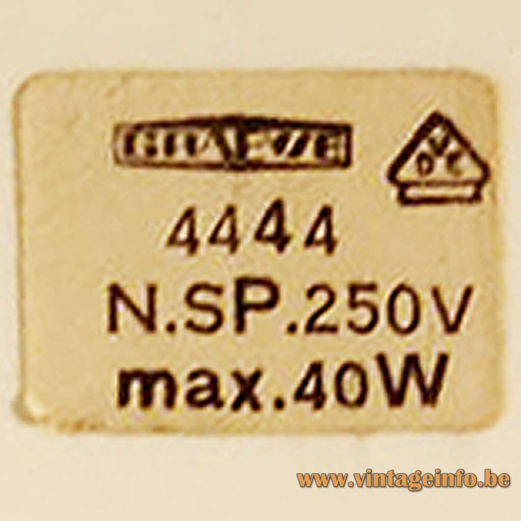 Graewe & Co. Leuchten GmbH label
