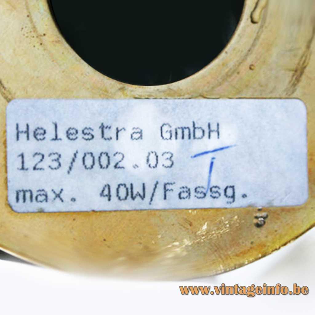 Helestra label