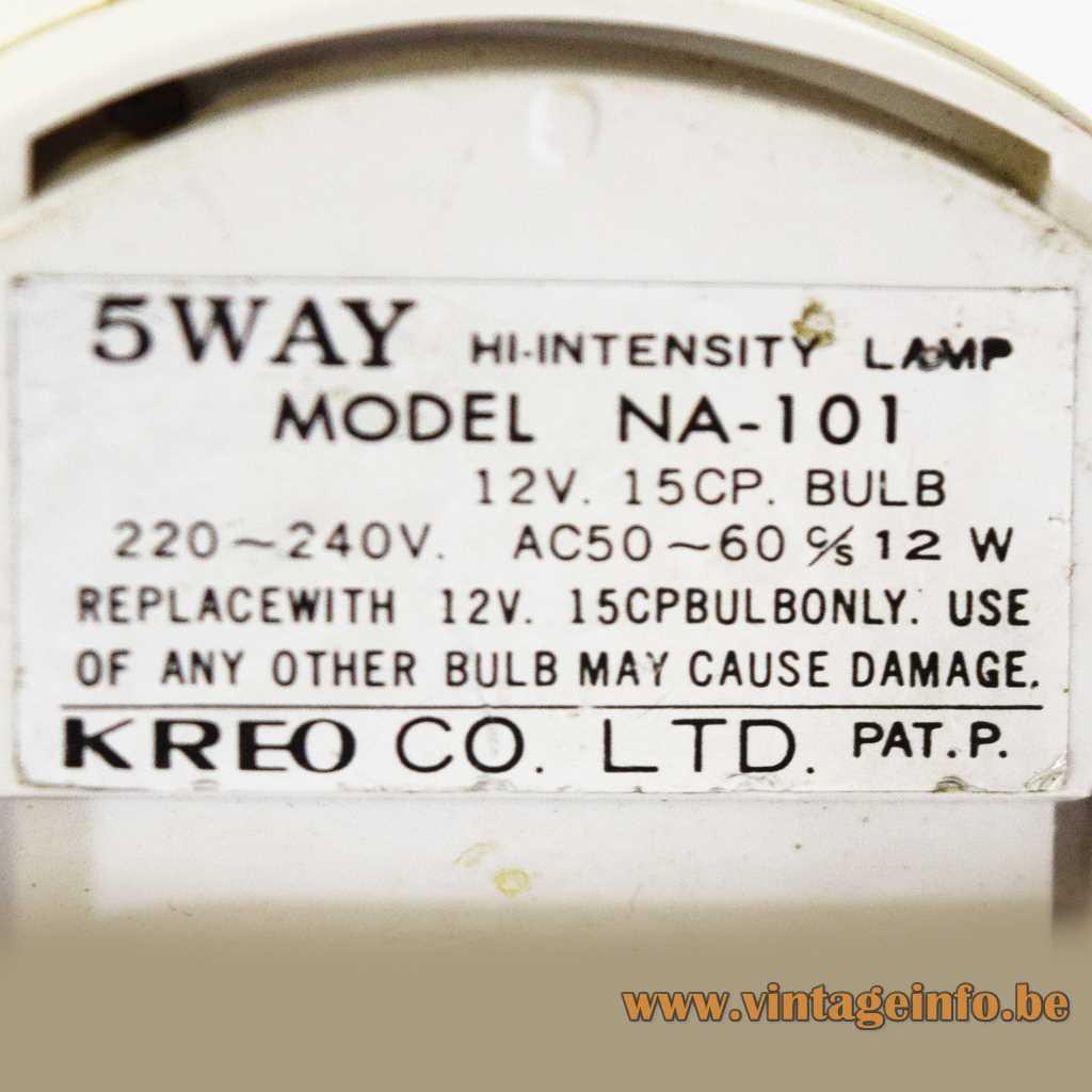 Kreo Co. LTD label