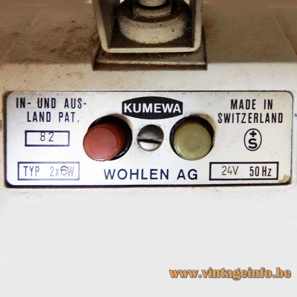 Kumewa label