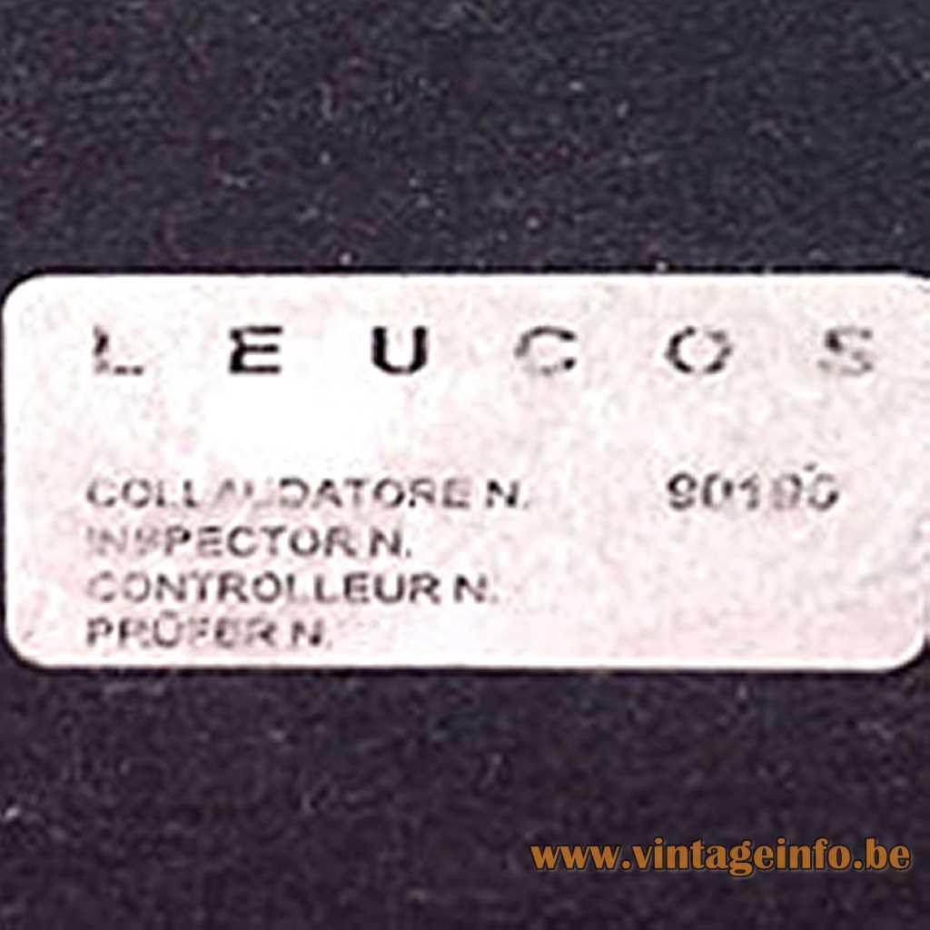 LEUCOS label