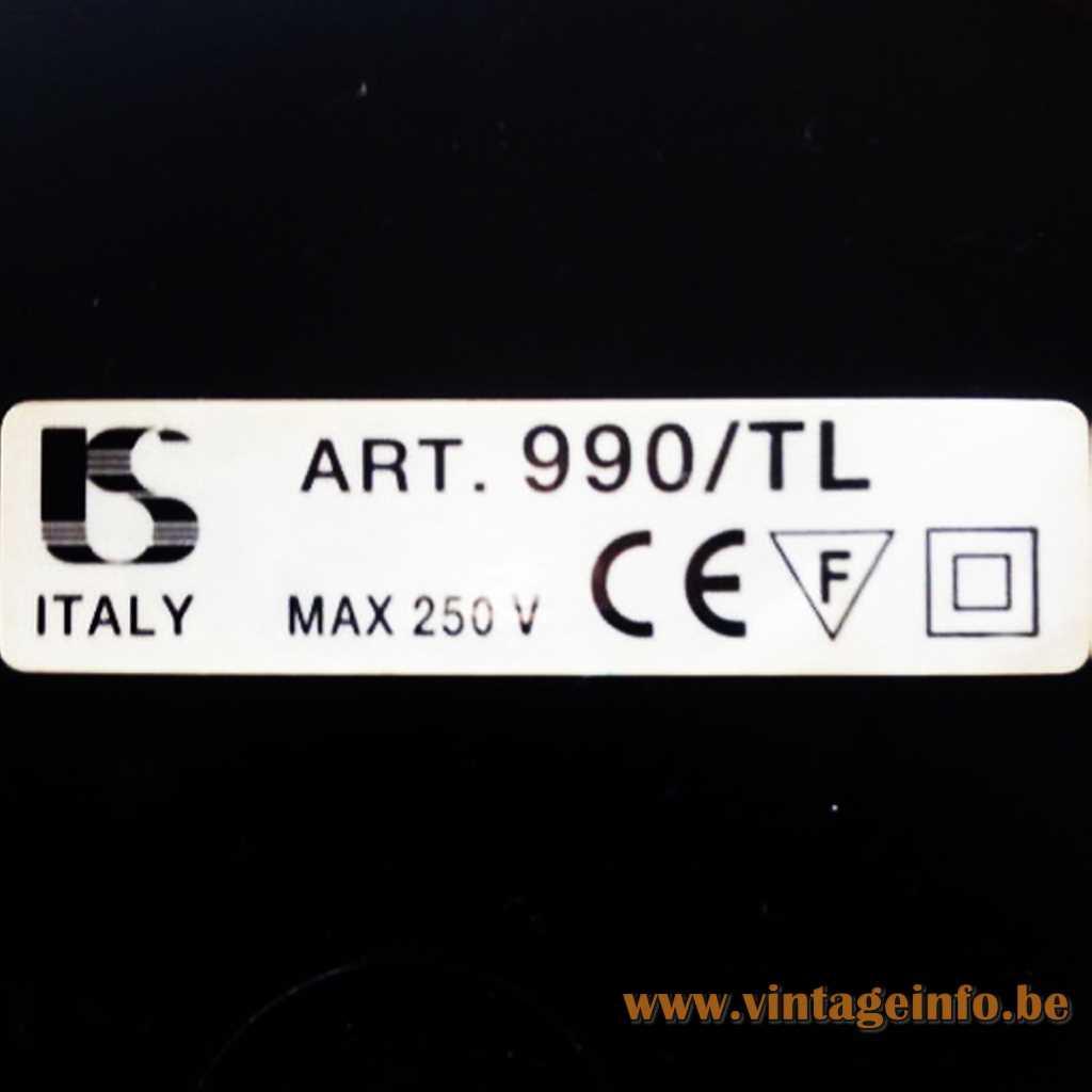 LS Italy label