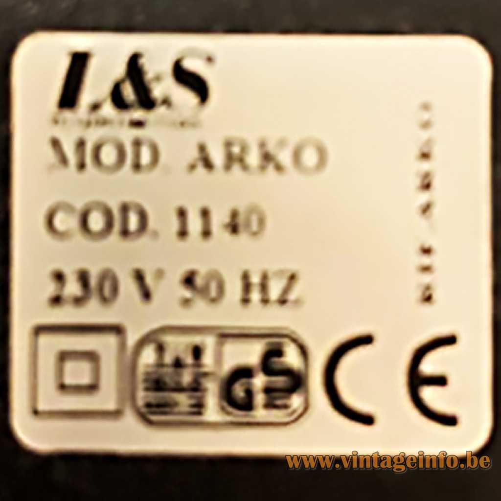 L&S Light label