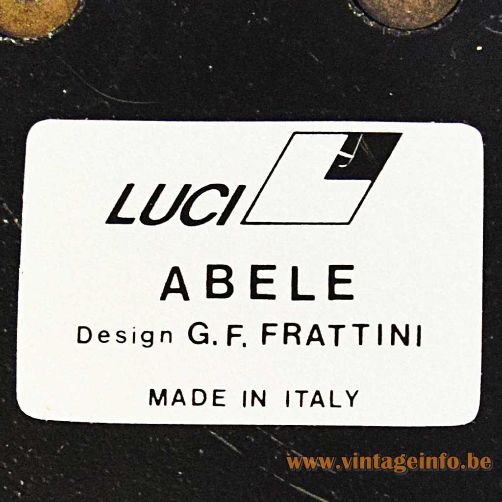 LUCI Luceitalia label