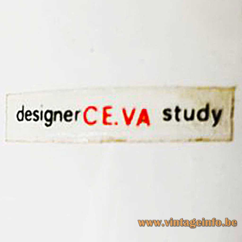 Lalpa Firenze label - designer CE.VA study