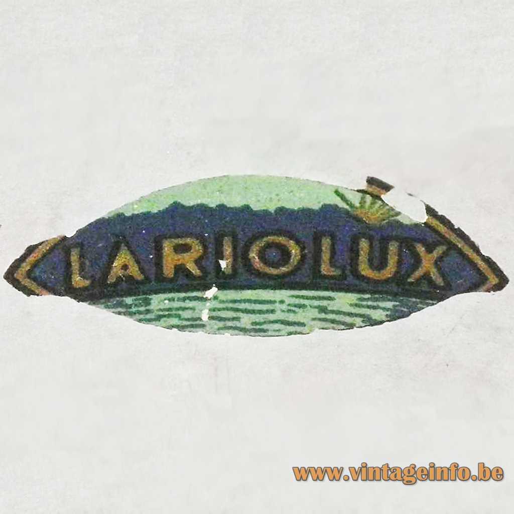 Lariolux label
