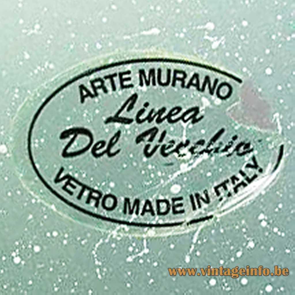 Linea del Vecchio label