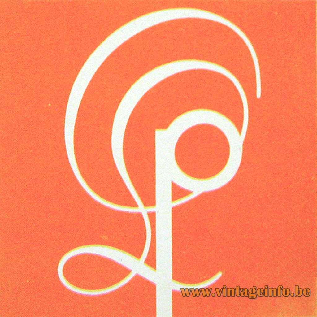 Louis Poulsen logo - label
