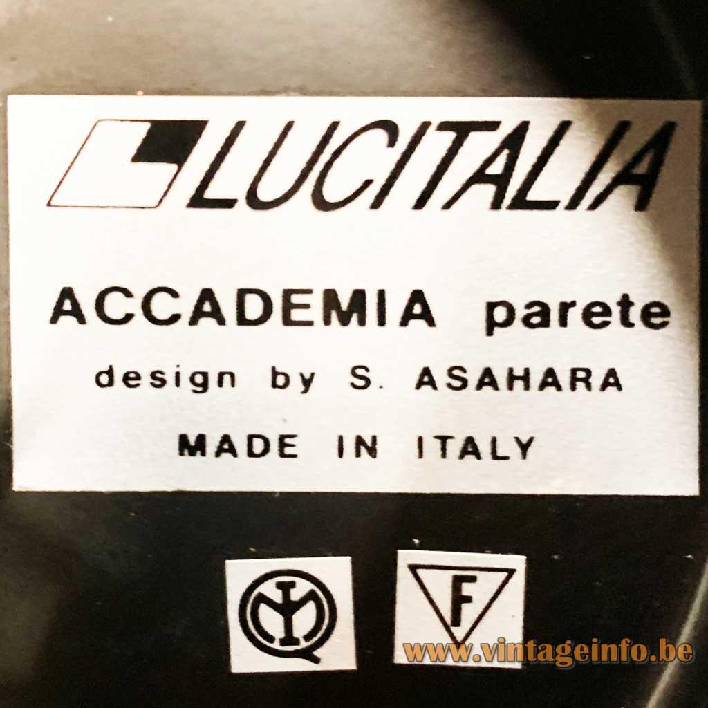Lucitalia label