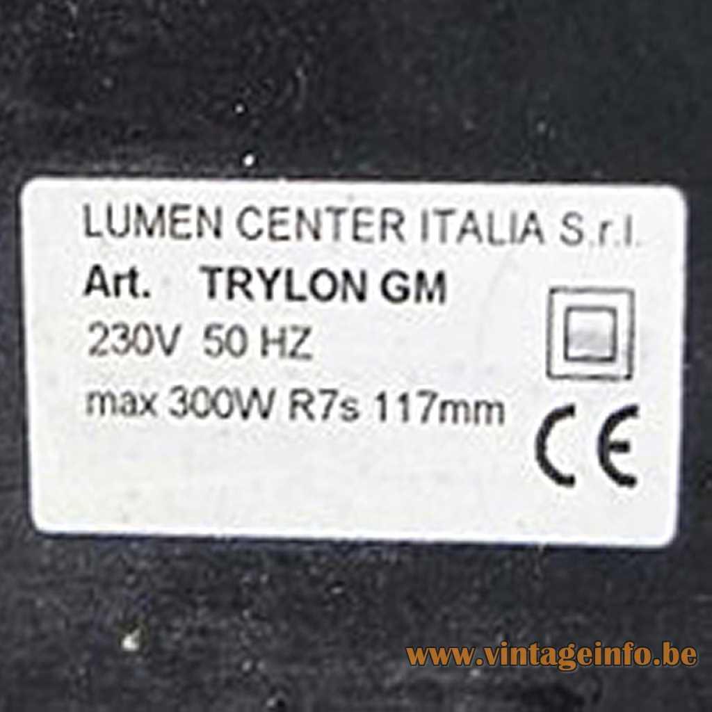 Lumen Center Italia label