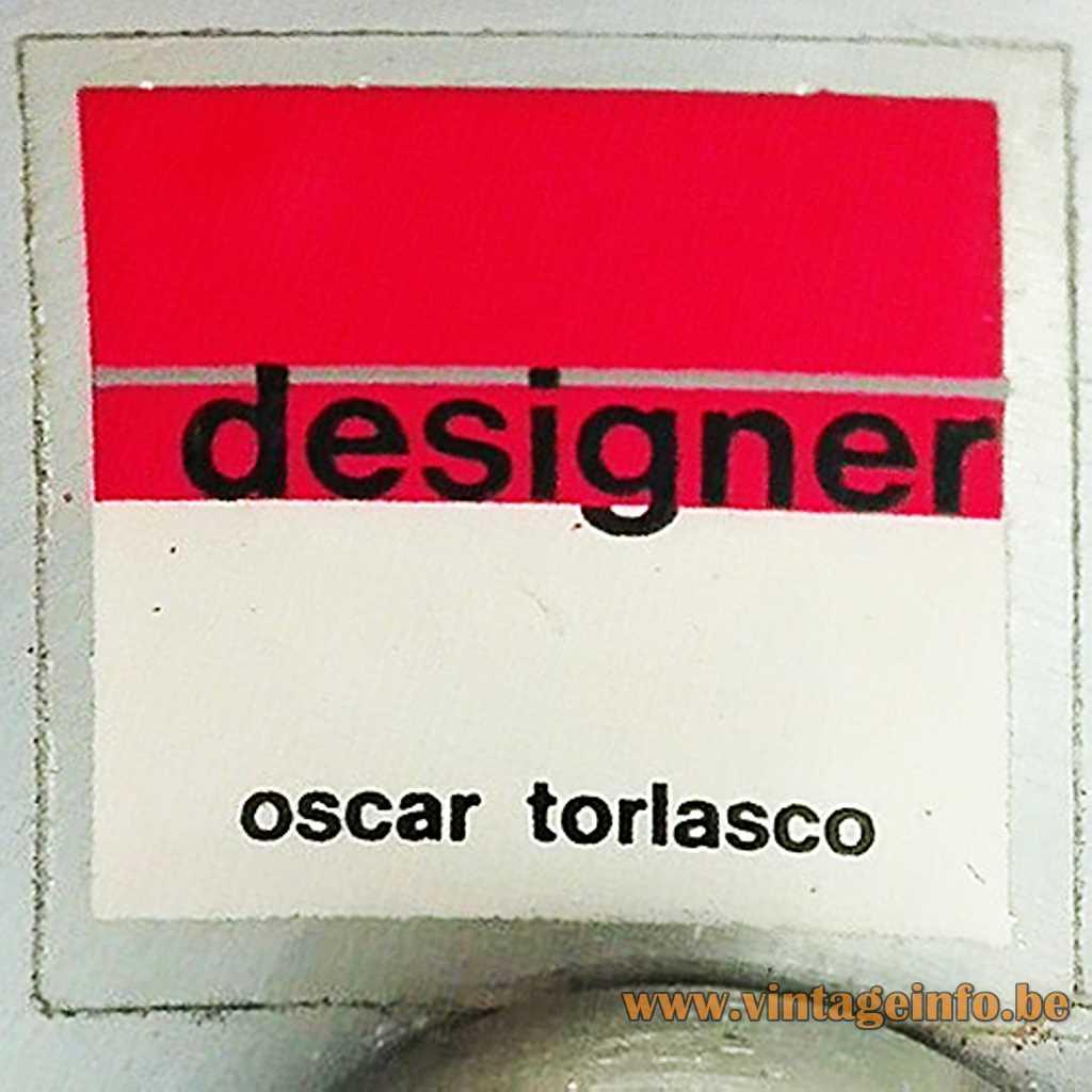 Lumi Oscar Torlasco label