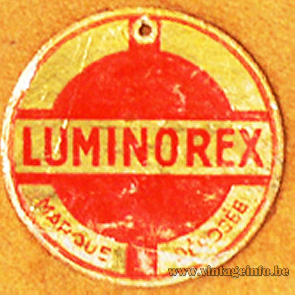 Luminorex label