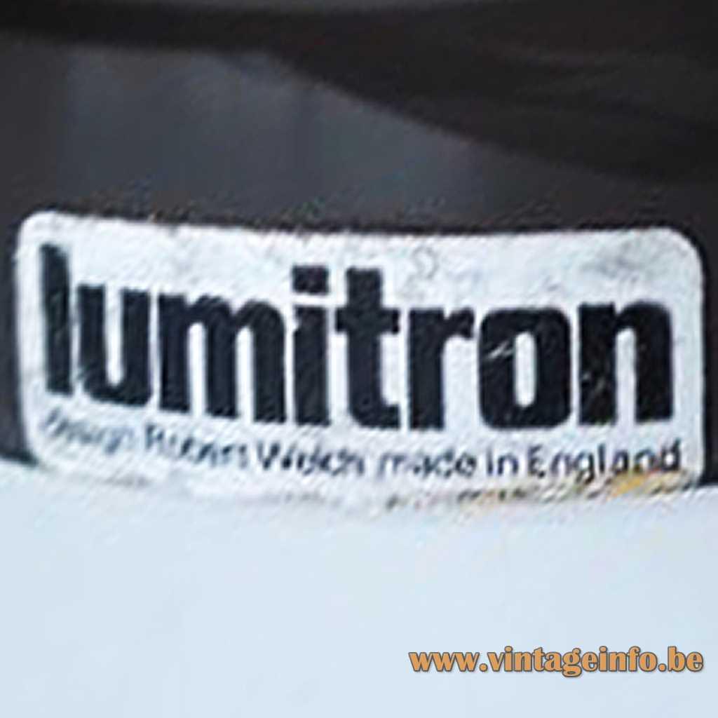 Lumitron label
