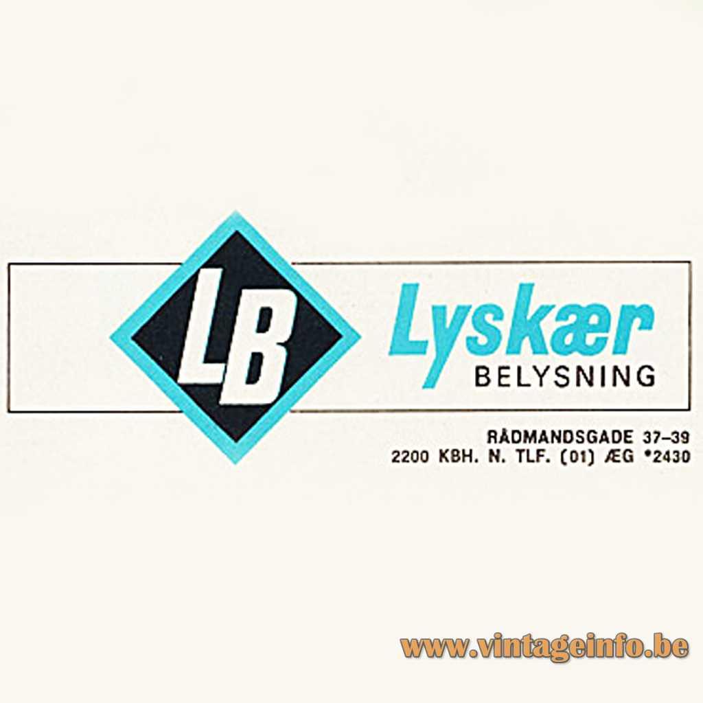 Lyskaer Belysning logo