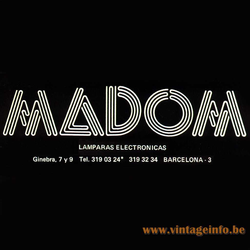 MADOM logo