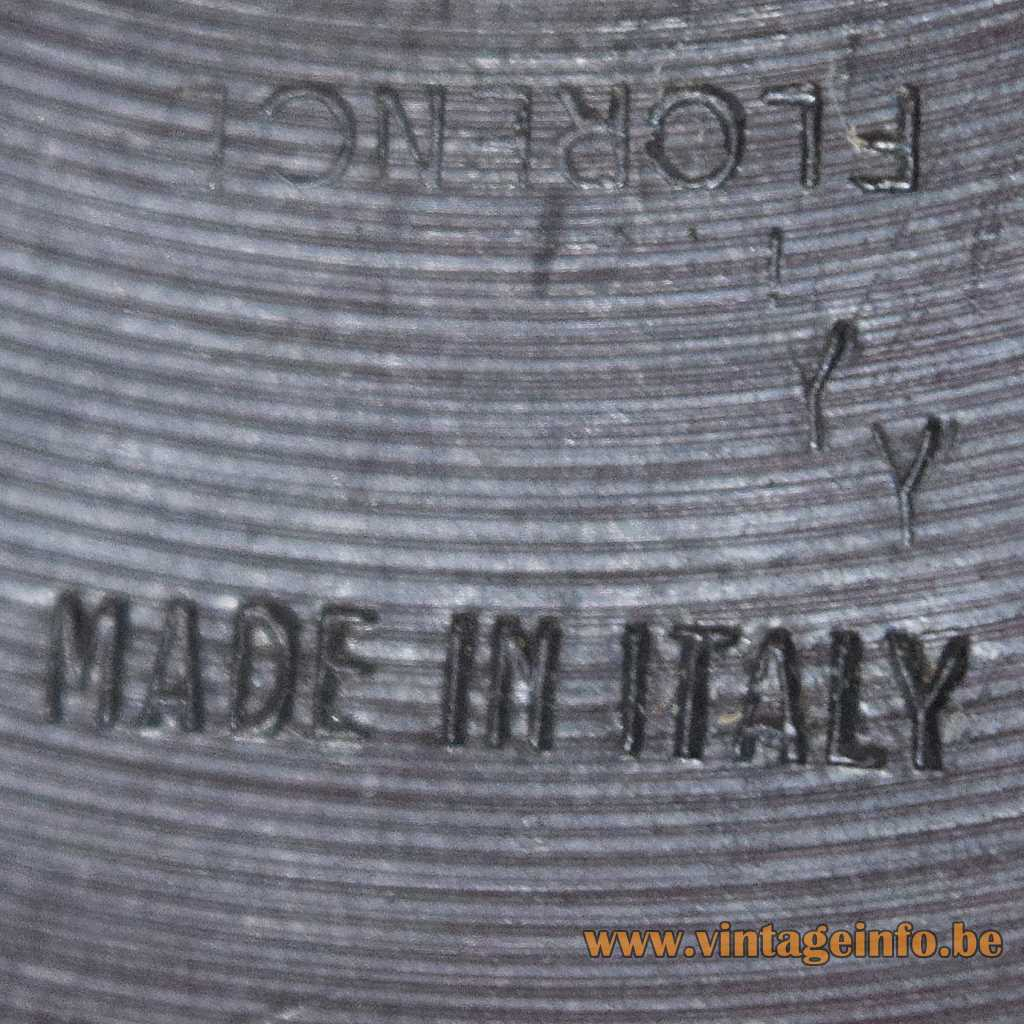 Made In Italy Florence stamp