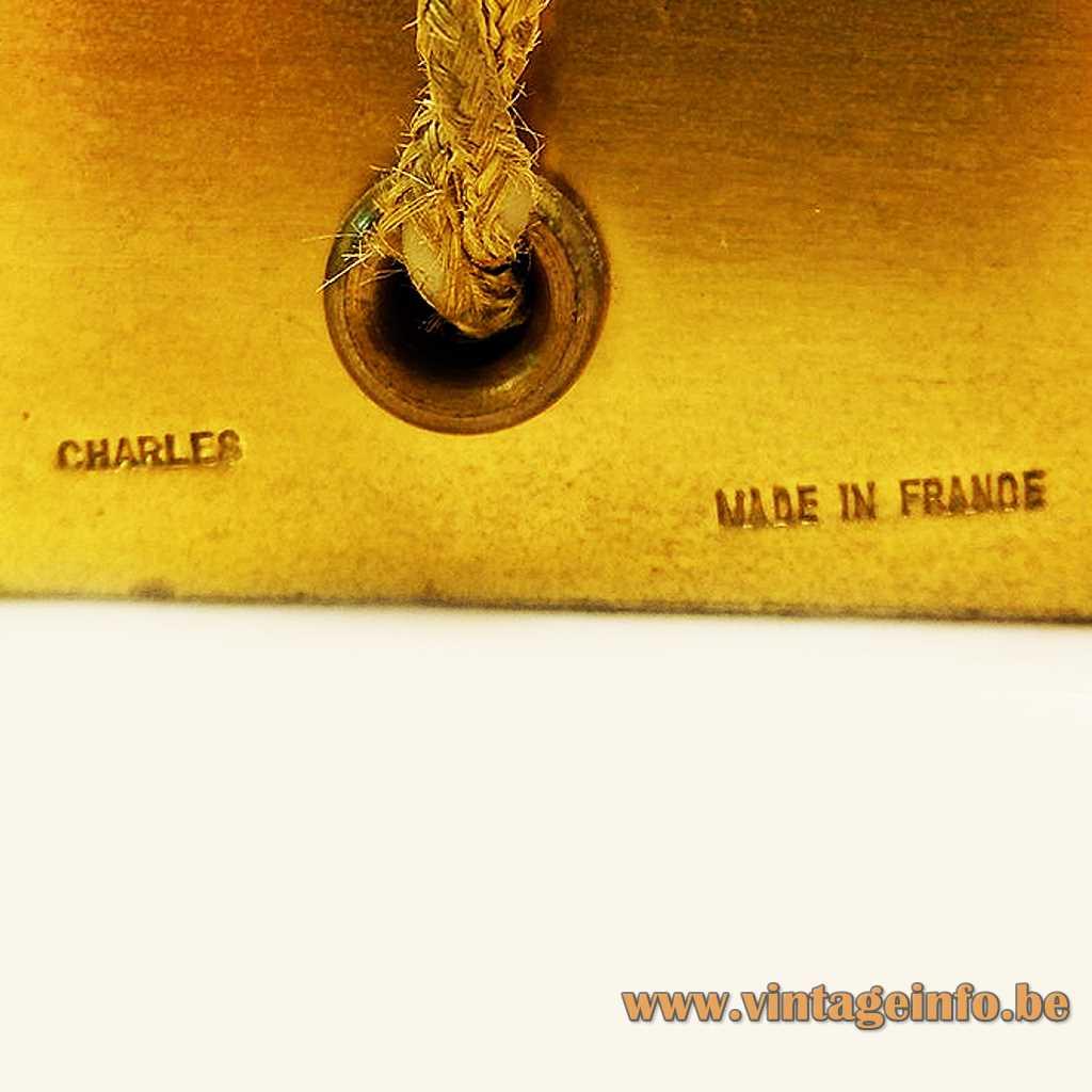 Maison Charles Stamp